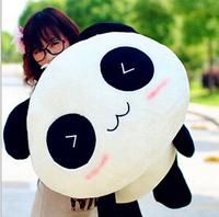 50CM Lovely Giant Panda Pillow Mini Plush Toys Stuffed Animal Toy Bolster Valentine's Day Gift Kids Gift
