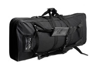 85cm 33inch SWAT Dual Tactical Heavy Duty multi-purpose messenger large capacity bag carry Carrying Case for Rifle Gun
