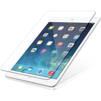 100 pcs 0.4mm 8-9H Premium Tempered Glass Film Screen Protector For Apple Ipad 5/6 Air 1/2 without  Retail Package Packaging