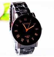 new mens fashion watch man stailess steel band Quartz calibre Analog wristwatch male analog clock watches hot sale