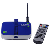 New CS928 Android 4.4 TV Box (2G+16G+5.0MP) Blue HDMI WIFI#190302