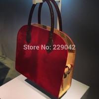 2015   New arrival fashion CAMERA MESSENGER CINDY SHERMAN BAG M40287 BAG