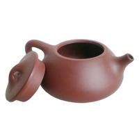 Free shipping famous teapot maker Jiang Xiao Ming handmade yixing tea pot zisha 200cc for puer tea