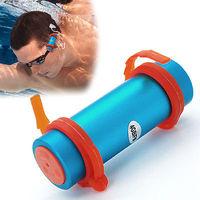 New 4GB 4G Waterproof MP3 Player Swimming Diving Underwater Sports FM Radio Earphone