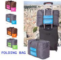 2015Travel  Water Proof Unisex Travel Handbags  Folding BagsWomen Luggage Travel Bag