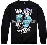 sudadera dgk hip hop print cotton casual pullover billionaire boys club sweatshirt men tracksuits bape