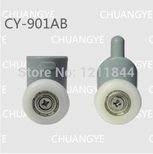 shower roller OD :22mm shower room accessories shower door wheels(China (Mainland))