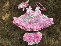 2015 NEW FASHION baby girl swing top baby swing outfits swing sets