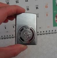 Wholesale 3pcs/lot International Football Club team logo men brand zipppo lighter A