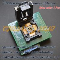 ME3064ESHF1H Programmer Adapter  FPQ100 to DIP32 Programmer Adapter LQFP100 TQFP100 socket