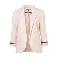 2015 spring summer candy color three quarter women blazers commuter Slim OL ladies leisure suit J1081