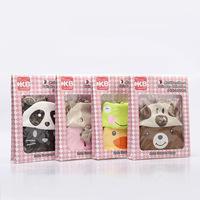 Cute cartoon pack PU+EVA material small zero purse sundries bag key bag