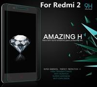 Nillkin Amazing H Nanometer Anti-Explosion Tempered Glass screen protector For Xiaomi Redmi 2 with Retail Box