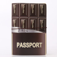 Offbeat passport sets passport PVC stereo sets of documents necessary for wholesale and custom-built travel abroad