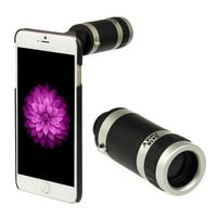 New 8X Zoom Optical Telescope Camera Phone Lens Case Cover Kit for iPhone 6 Plus 5.5inch iPhone6