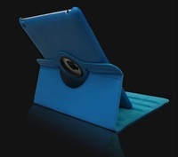 Hot! 360 Degree Rotating PU Leather Case Cover Swivel Stand for Apple ipad 2 3 4 5 Air 5 5th mini 1/2 retina Wholesale 20pcs/lot