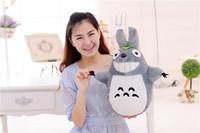 40CM New Arrival My Neighbor Totoro Cartoon Movies Plush Stuffed Animal Toy Doll For Girl Friend&Birthday Gift