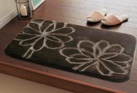 Home rug carpet floor mats doormat nonslip shower rugs kitchenroom bathroom rugs 50x80cm