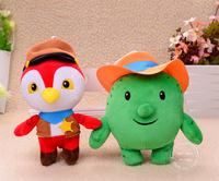 2015 Kawaii Soft stuffed animals plush Doll  Sheriff Callie Plush Toys Sheriff Callie's Wild West  Sheriff  Woody Toby Peck Toy