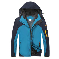 New Spring men's outdoor sports jacket waterproof breathable warm ski mountaineering jackets & Coats for Climbing Hiking Camping