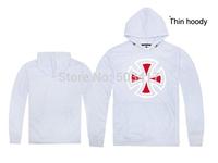 Retail cotton men's independent hoodies hip hop streetwear