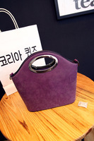 Quality women's handbag 2014 autumn and winter bags female bag scrub vintage one shoulder women messenger bags