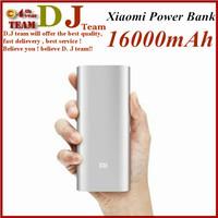 Original xiaomi Power Bank 16000mAh Portable Powerbank External Battery Pack Charger for xiaomi Lenovo huawei android phone