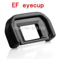 10pcs/lot EF Rubber Eye Cup Eyepiece Eyecup for Canon 650D 600D 550D 500D 450D 1100D 1000D 400D SLR Camera  Free Shipping