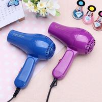 New Mini Hair dryer Machine nano titanium Professional Blow Household secador de cabelo styling tools Free Shipping 09