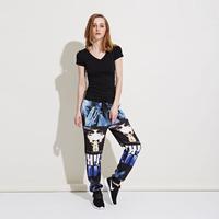 2015 New Fashion 3d rap CD print Pants For Women&man outdoor trousers sports pants joggers sweatpants Free Shipping