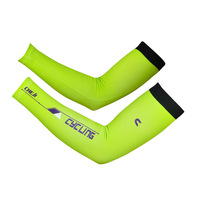 2015 New Arrival 6 Colors Bike Bicycle Cuff For Men Sun Protection Arm Warmers Cuff Sleeve Cover Free Shipping
