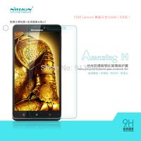 Free shipping 5pcs NILLKIN Amazing H Nanometer Anti-Explosion Glass Screen Protectors for  Lenovo Note 8 A936