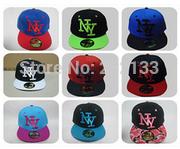 Free shipping 2015 NY Kids Snapback Cartoon Embroidery Children Cotton Baseball Cap Baby Boys Girl Snapback Caps Hip Hop Hats