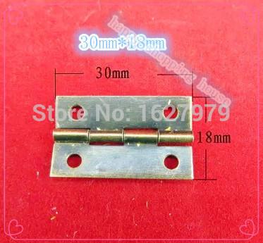 iron small thin hinge ordinary antique hinge for box(China (Mainland))