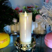 Мощность аккумулятор двойной загрузки мистика непламено из светодиодов качели электронные свечи перемещение танцы пламени вика домашнего декора свадебные ну вечеринку ужин