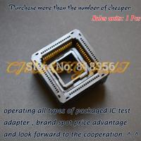 IC120-0684-304  Burn-In Test Socket PLCC68 test socket  1.27mm Pitch
