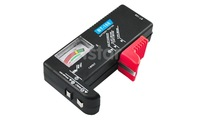 BT-168 Universal Battery Volt Checker Analog Tester for 9V 1.5V and Button Cell AAA AA C D dropshipping by Swiss post 1422