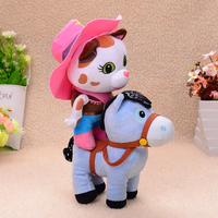 Sheriff Callie Plush Toys Sheriff Callie's Wild West Kawaii Soft stuffed animals plush Doll   Sheriff Woody Toy 2014 Cartoon Toy