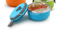 One layer of Thermal insulation lunch box food storage box