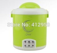 Split Mini rice cooker pot 1L small capacity electric rice cooker portable new heating insulation cooking soup porridge pot