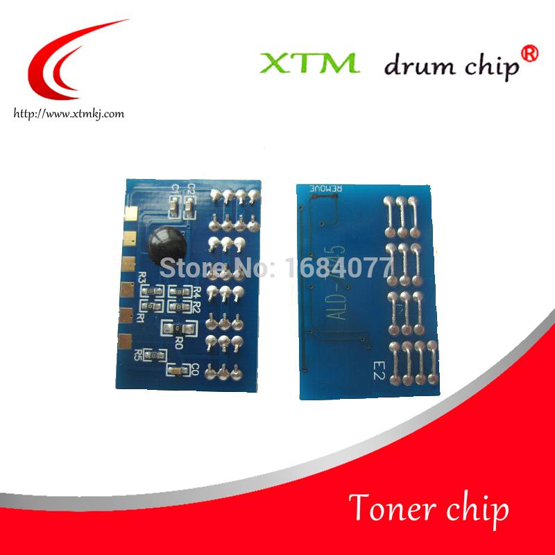 Compatible DELL 1815 MFP PF658 RF223 5K toner cartridge laserjet drum count chip(China (Mainland))