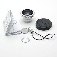 Universal 180 Degree Magnetic Fisheye Camera Lens for smart phone/Ipad/ ipod to take fisheye effect photos