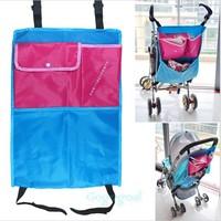 Baby Toddler Pushchair Storage Bag Prams Pouch Buggy Stroller Shopping Organizer