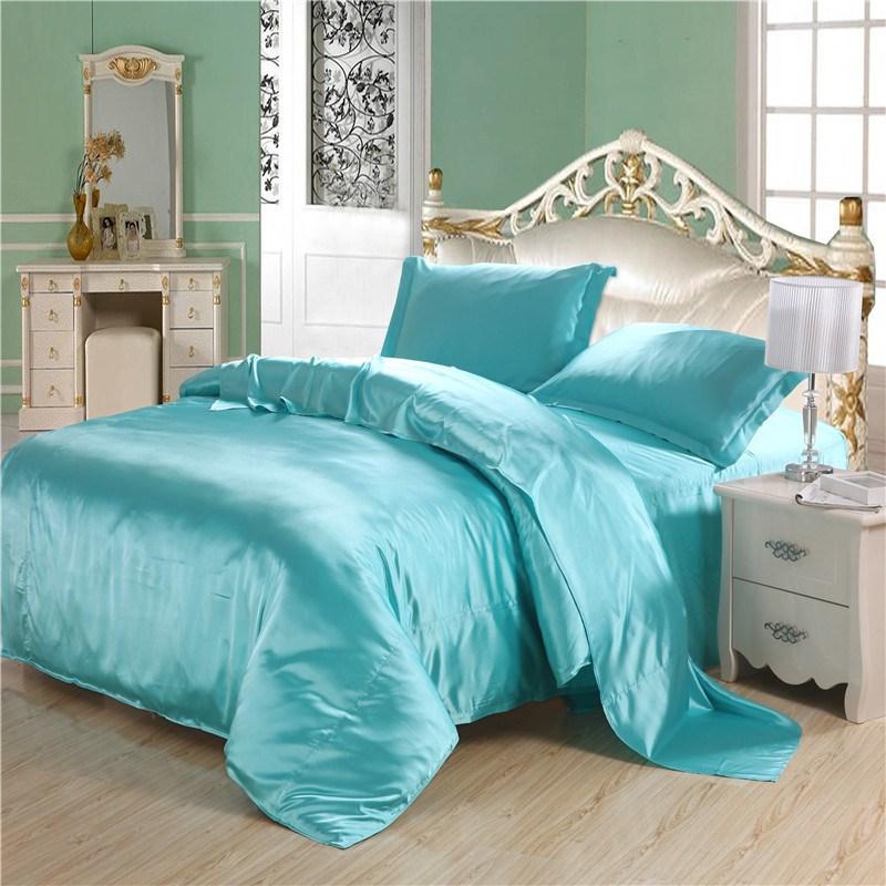 Popular Plain Turquoise Comforter-Buy Cheap Plain ...
