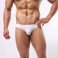 2015 hot Men's Boy's Sexy  Swimming Shorts  trunks Swimwear Briefs Smooth Elastic Low Rise Underwear Size M / L