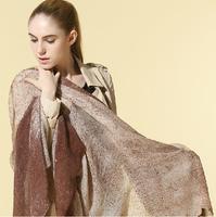 2015 New Autumn Winter women scarf shawl warm sun thickened scarves fashion super-size version of the type design,genuine