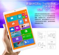 """8.0"""" Teclast X80H Intel Z3735F Quad core 2GB RAM 32GB ROM Windows 8.1 android 4.4 dual boot Tablet PC 1280*800 Bluetooth Wifi"""