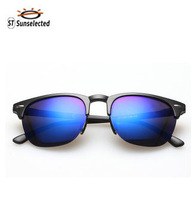 2015 Polarized Sunglasses Women & Men Brand Designer Wayfarer Glasses Oculos Sports&Outdoor High Quality Black Blue Lentes sg267