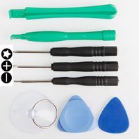 8 in1 Opening Pry Tools Screwdriver Repair Tools Disassemble Kit Set for iPhone 6 Plus 4 4S 5S iPod Touch Tablet