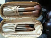 HOT NEW Makeup Brushes Nude 12 piece Professional Brush sets Cosmetic Make Up Gold package(20 pcs/lot)+gift